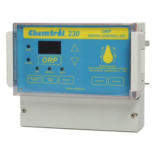 Chemtrol Australia Category Image - CHEMTROL® CH230 ORP Digital Controller