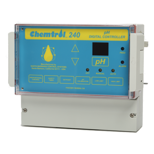 Chemtrol Australia Product - CH240 pH DIGITAL CONTROLLER
