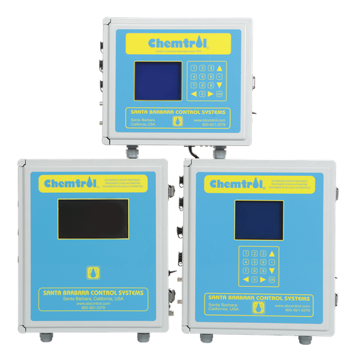 Chemtrol Australia Category Image - CHEMTROL® Programmable Controllers Range