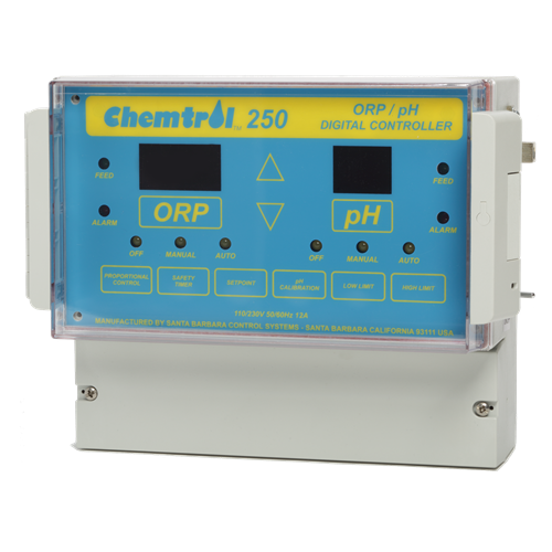 Chemtrol Australia Category Image - CHEMTROL® CH250 ORP/pH Digital Controller