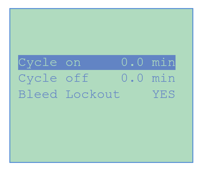 Chemtrol Australia Category Image - Cycle Timer