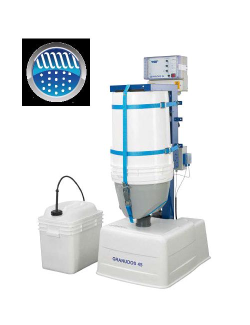 Chemtrol Australia Product - GRANUDOS 45/100-S4