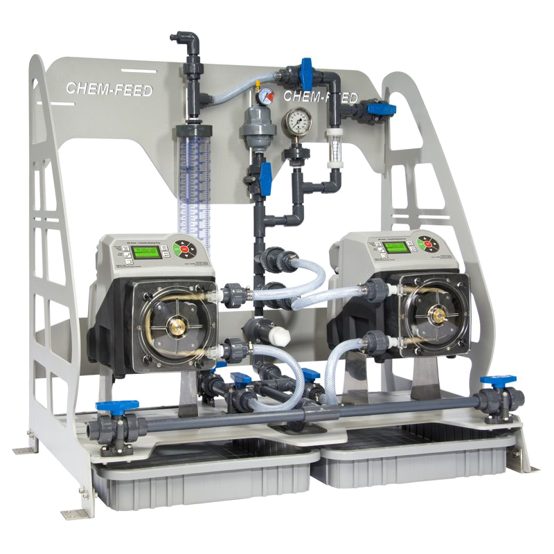 Chemtrol Australia Category Image - Single & Dual Engineered Skid System Series