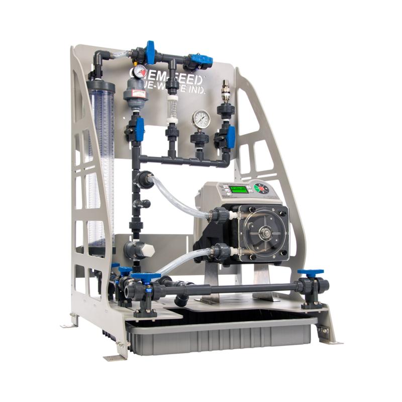 Chemtrol Australia Category Image - CHEM-FEED® Single Skid System