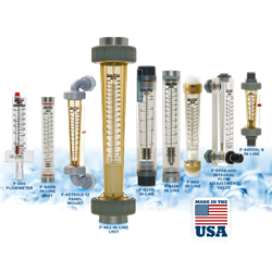Chemtrol Australia Category Image - Variable Area Flowmeter Series