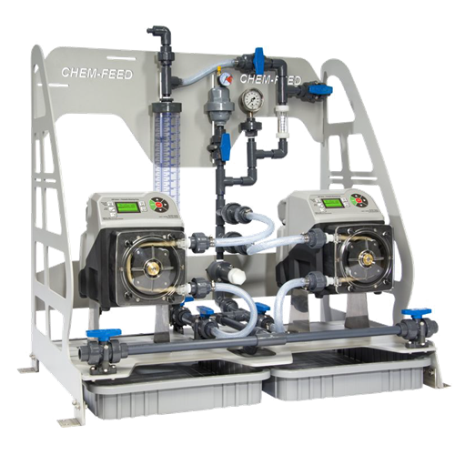 Chemtrol Australia Category Image - Single & Dual Engineered Skid System