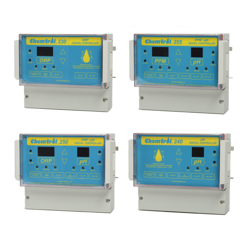Chemtrol Australia Category Image - Digital Controller Series