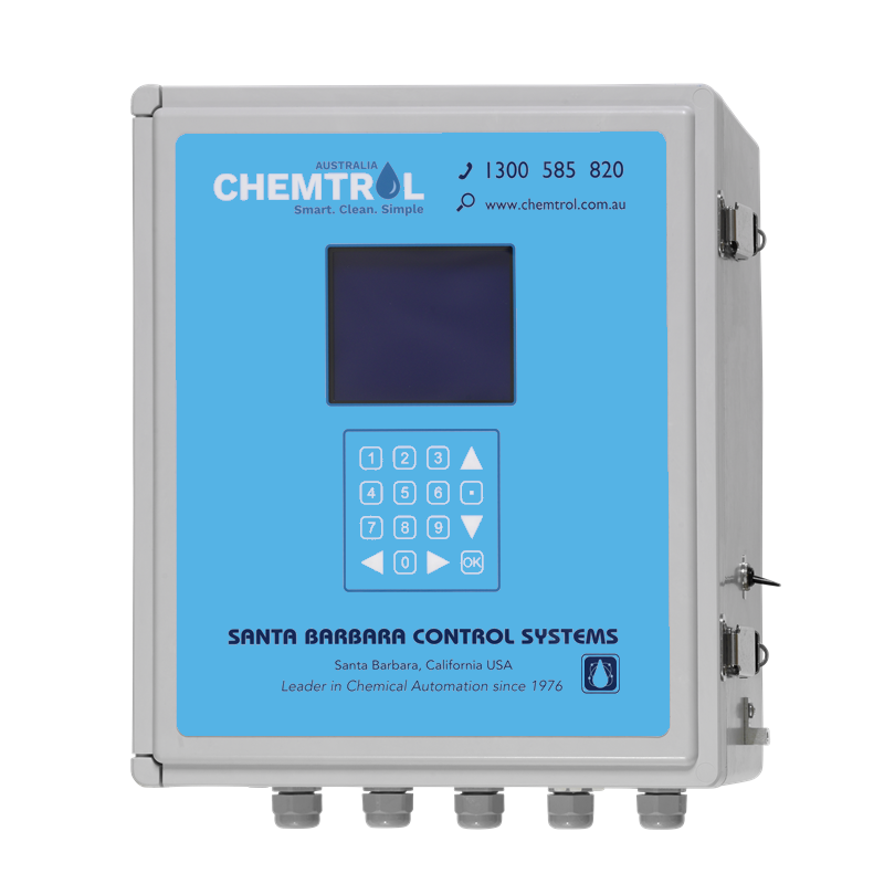 Chemtrol Australia Category Image - CHEMTROL® CT3000 Cooling-Tower Controller