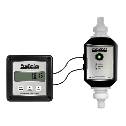 Chemtrol Australia Product - S6A Chemical Feed Sensor