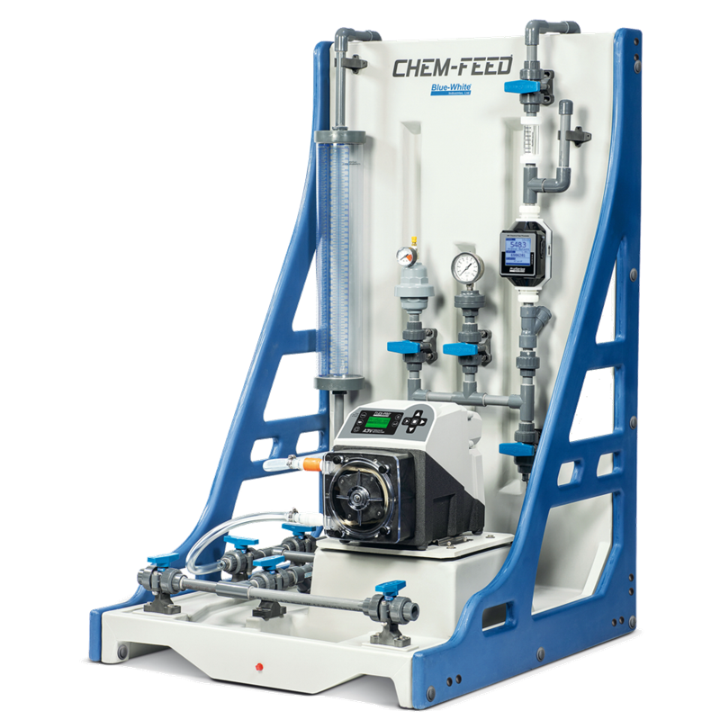 Chemtrol Australia Category Image - Single & Dual Plastic Engineered Skid System