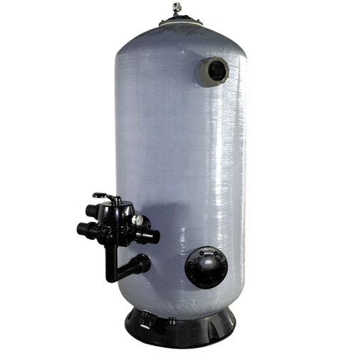 Chemtrol Australia Category Image - Fiberglass Tank with Side-mount Multiport Valve