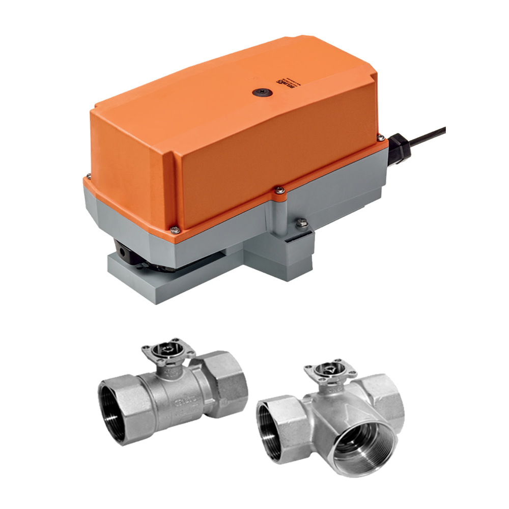 Chemtrol Australia Category Image - Actuated Rotary Valves