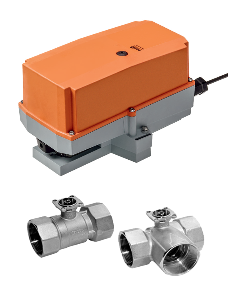Chemtrol Australia Product - BELIMO Actuator Valves