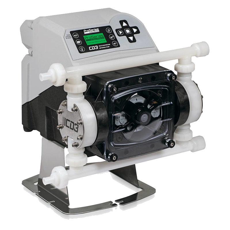 Chemtrol Australia Category Image - CHEM-PRO CD3 Multi-Diaphragm Pump