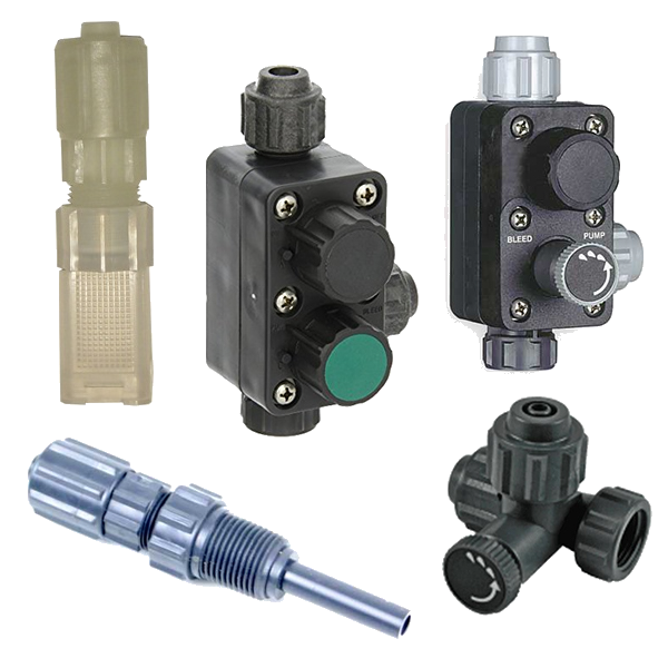Chemtrol Australia Category Image - PULSAtron Dosing Fittings