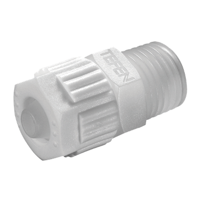 Chemtrol Australia Category Image - PVDF Male-Barb Connector