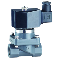 Chemtrol Australia Category Image - uPVC solenoid valves