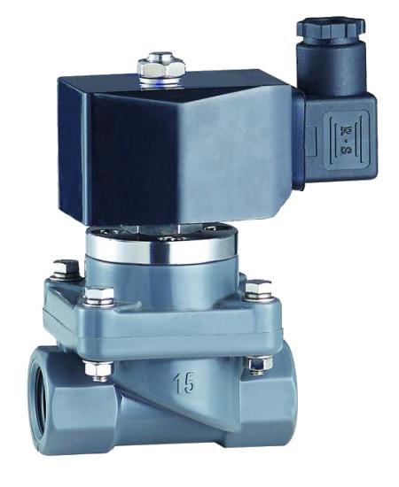 Chemtrol Australia Product - uPVC solenoid valve