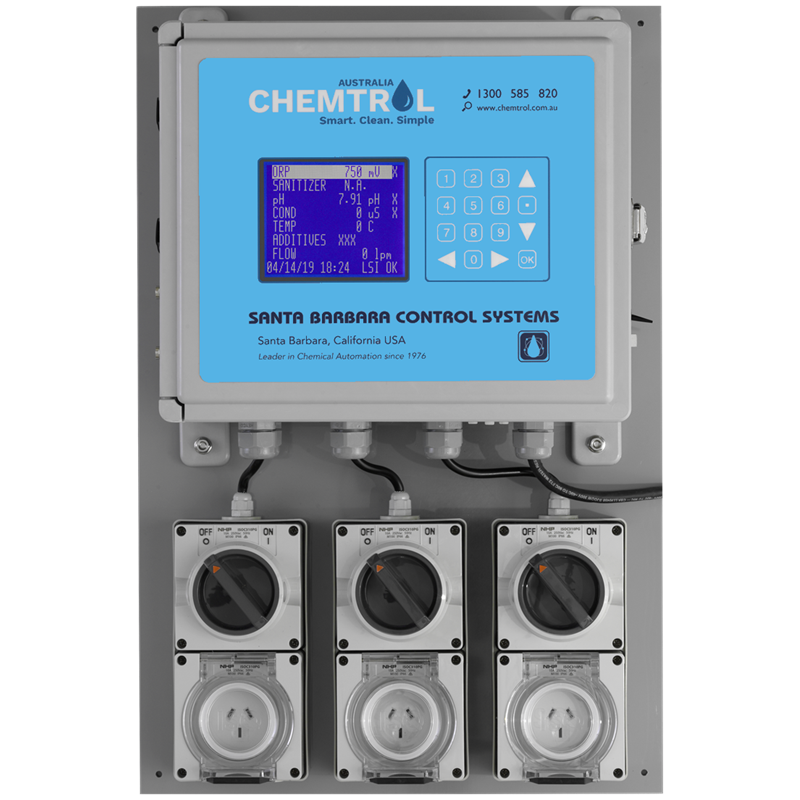 Chemtrol Australia Category Image - GPOs ready for Dosing Equipment