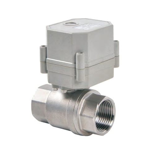 Chemtrol Australia Category Image - SS Mini Motorized Ball Valve