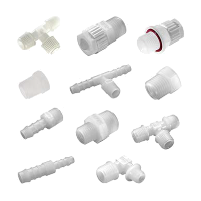 Chemtrol Australia Category Image - PVDF Flow Fitting Connectors